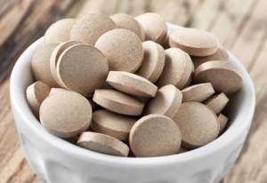Bierhefe - Tabletten